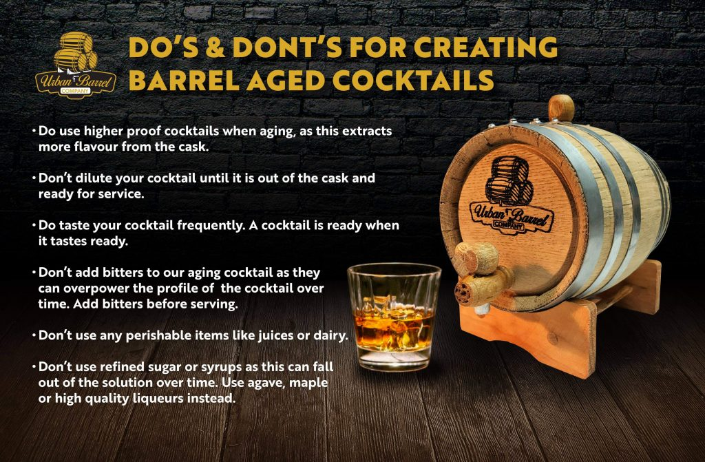 Barrel Aging Dos and Don'ts