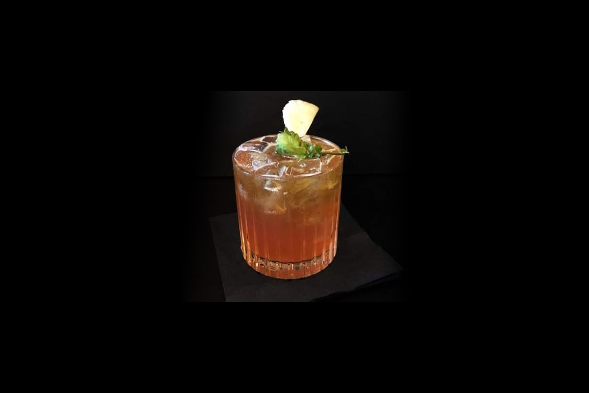Image of a Cinco Whoops Ass cocktail