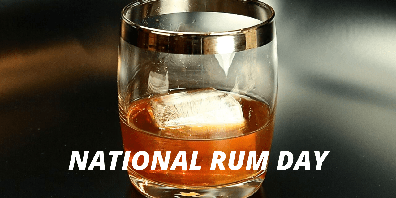 Image of rum in a glass