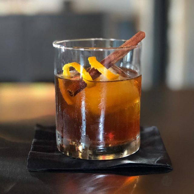Image of a cocktail, Barrel-Aged Sweet Sorrow